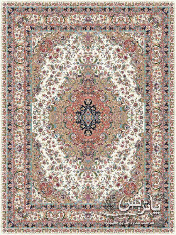 الدوز کرم/دنیای فرش/فرش ایرانی/فرش ماشینی/donyayfarsh