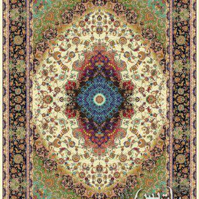 بهاران کرم/دنیای فرش/فرش ایرانی/فرش ماشینی/donyayfarsh