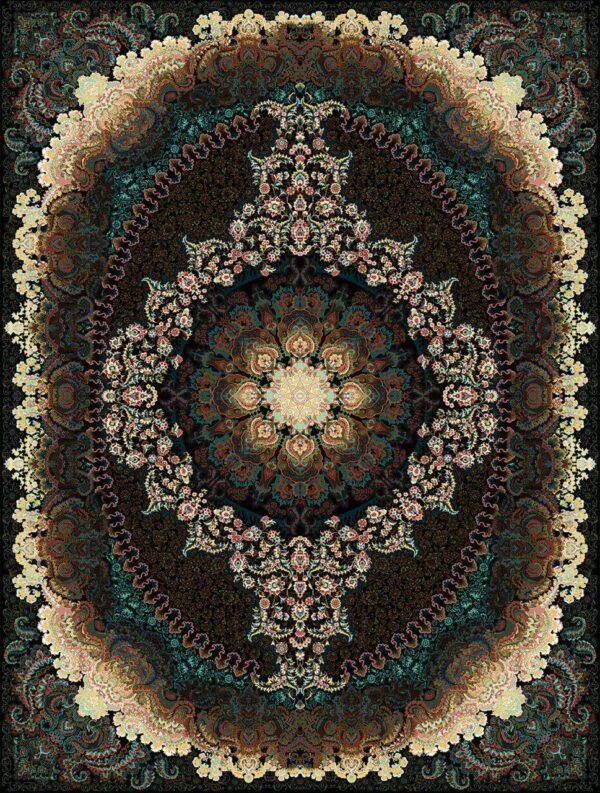 ترانه سرمه ای/دنیای فرش/فرش ایرانی/فرش ماشینی/donyayfarsh