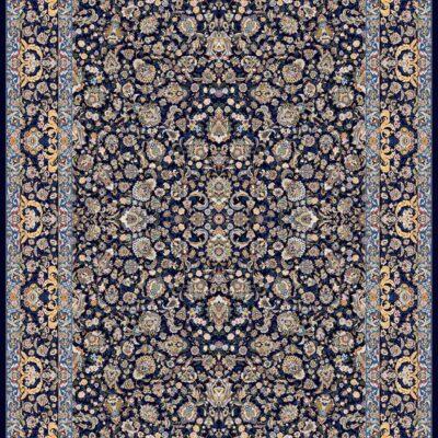 درنا سرمه ای/دنیای فرش/فرش ایرانی/فرش ماشینی/donyayfarsh