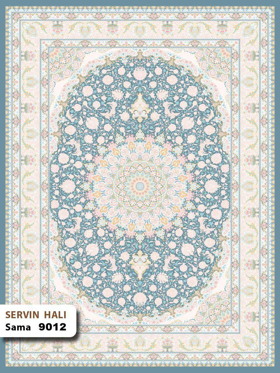 سما 9012/دنیای فرش/فرش ایرانی/فرش ماشینی/donyayfarsh