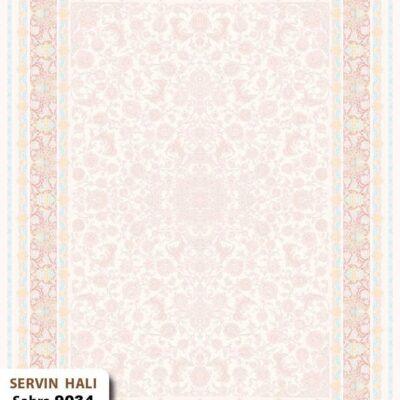 صحرا 9034/دنیای فرش/فرش ایرانی/فرش ماشینی/donyayfarsh
