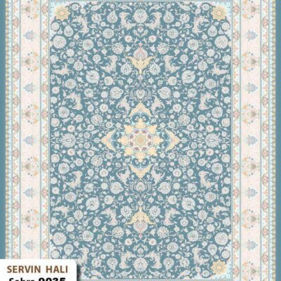 صحرا 9035/دنیای فرش/فرش ایرانی/فرش ماشینی/donyayfarsh
