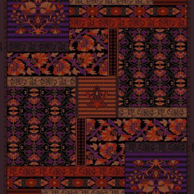مهتاب/دنیای فرش/فرش ایرانی/فرش ماشینی/donyayfarsh
