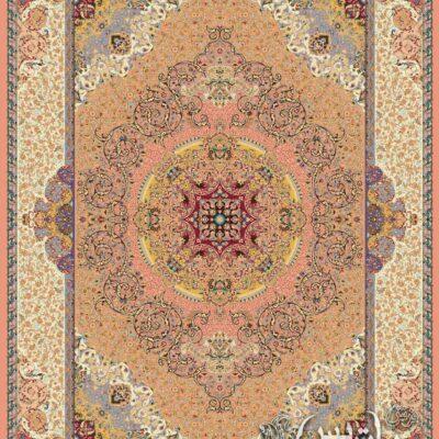نقره گلبهی/دنیای فرش/فرش ایرانی/فرش ماشینی/donyayfarsh