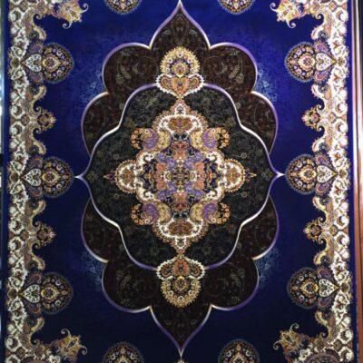 پانیذ کاربنی/دنیای فرش/فرش ایرانی/فرش ماشینی/donyayfarsh