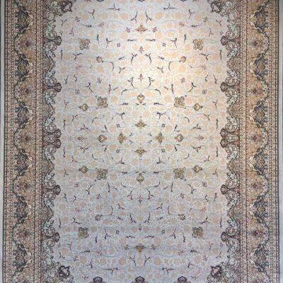 کد 103-نقره ای/دنیای فرش/فرش ایرانی/فرش ماشینی/donyayfarsh