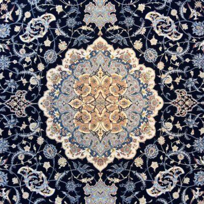 کد 110-پرکلاغی 2/دنیای فرش/فرش ایرانی/فرش ماشینی/donyayfarsh