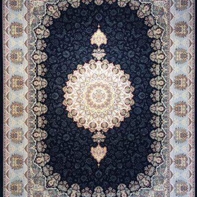 کد 117-پرکلاغی/دنیای فرش/فرش ایرانی/فرش ماشینی/donyayfarsh