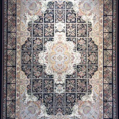 کد 118-پرکلاغی/دنیای فرش/فرش ایرانی/فرش ماشینی/donyayfarsh