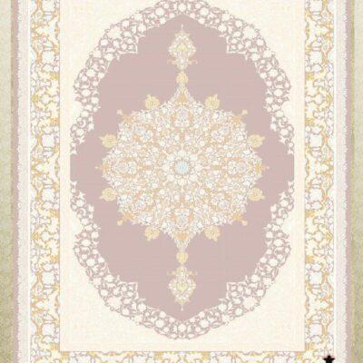 کد 12050 یاسی حاشیه یاسی/دنیای فرش/فرش ایرانی/فرش ماشینی/donyayfarsh