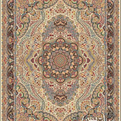 گلشید کرم/دنیای فرش/فرش ایرانی/فرش ماشینی/donyayfarsh