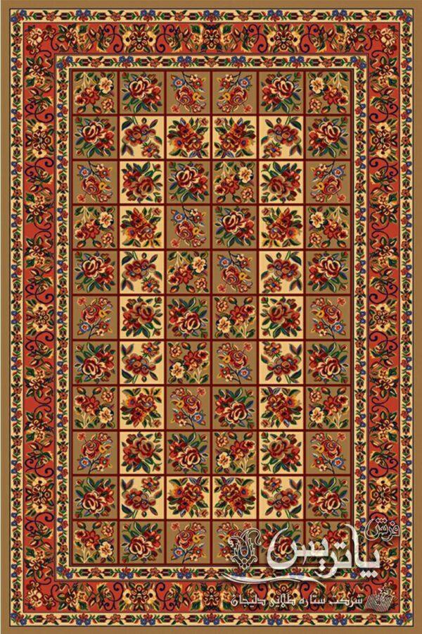 گلفرنگ/دنیای فرش/فرش ایرانی/فرش ماشینی/donyayfarsh