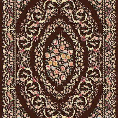 گلگون/دنیای فرش/فرش ایرانی/فرش ماشینی/donyayfarsh