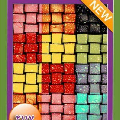 kashi/دنیای فرش/فرش ایرانی/فرش ماشینی/donyayfarsh