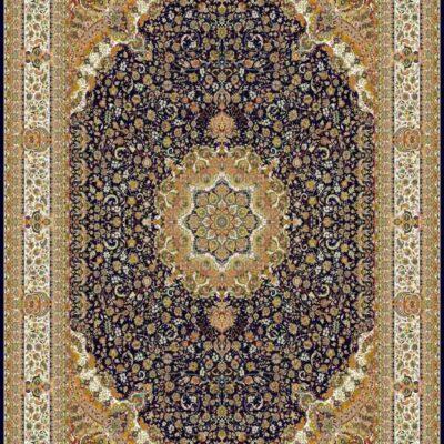 1001 سرمه ای/دنیای فرش/فرش ماشینی/فرش ایرانی/فرش/فرش کمرد