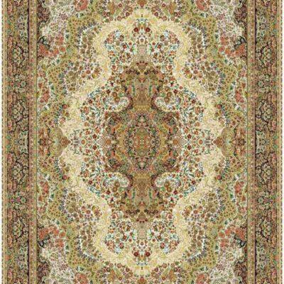 1006 کرم/دنیای فرش/فرش ماشینی/فرش ایرانی/فرش/فرش کمرد