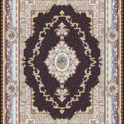 فرش برلیان طرح سلطنتی
