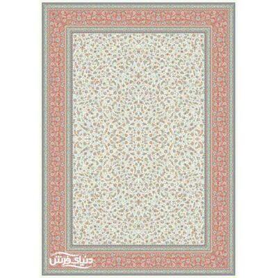 خرید فرش برلیان طرح افشان گلریز حاشیه گلبهی ( خرید اینترنتی فرش)- خرید اقساطی فرش