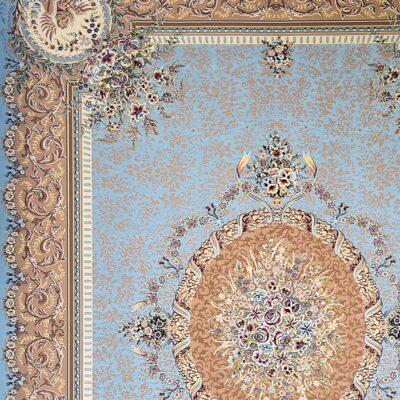 فرش/فرش ماشینی/ دنیای فرش/ خرید اینترنتی فرش ماشینی/همگام نت/فرش ایرانی/ خرید فرش/فرش ماشینی آبی رویال