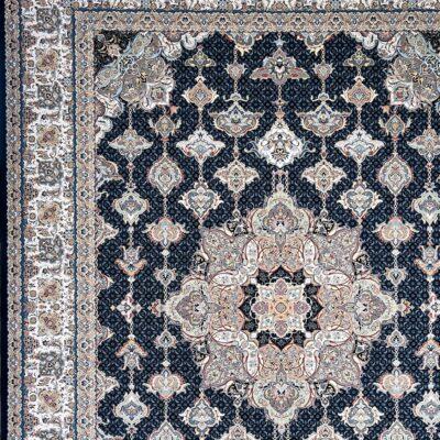 فرش/فرش ماشینی/ دنیای فرش/ خرید اینترنتی فرش ماشینی/همگام نت/فرش ایرانی/ خرید فرش/ فرش ماشینی پرکلاغی دنیای فرش