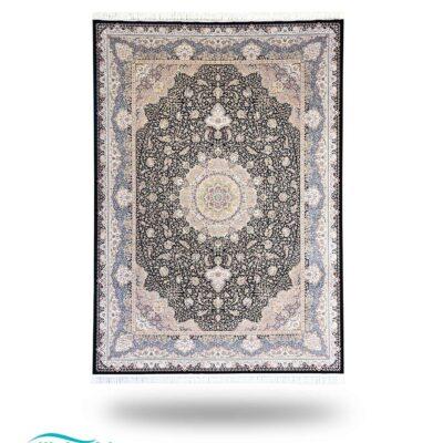 فرش/فرش ماشینی/ دنیای فرش/ خرید اینترنتی فرش ماشینی/همگام نت/فرش ایرانی/ خرید فرش/ فرش ماشینی مشکی