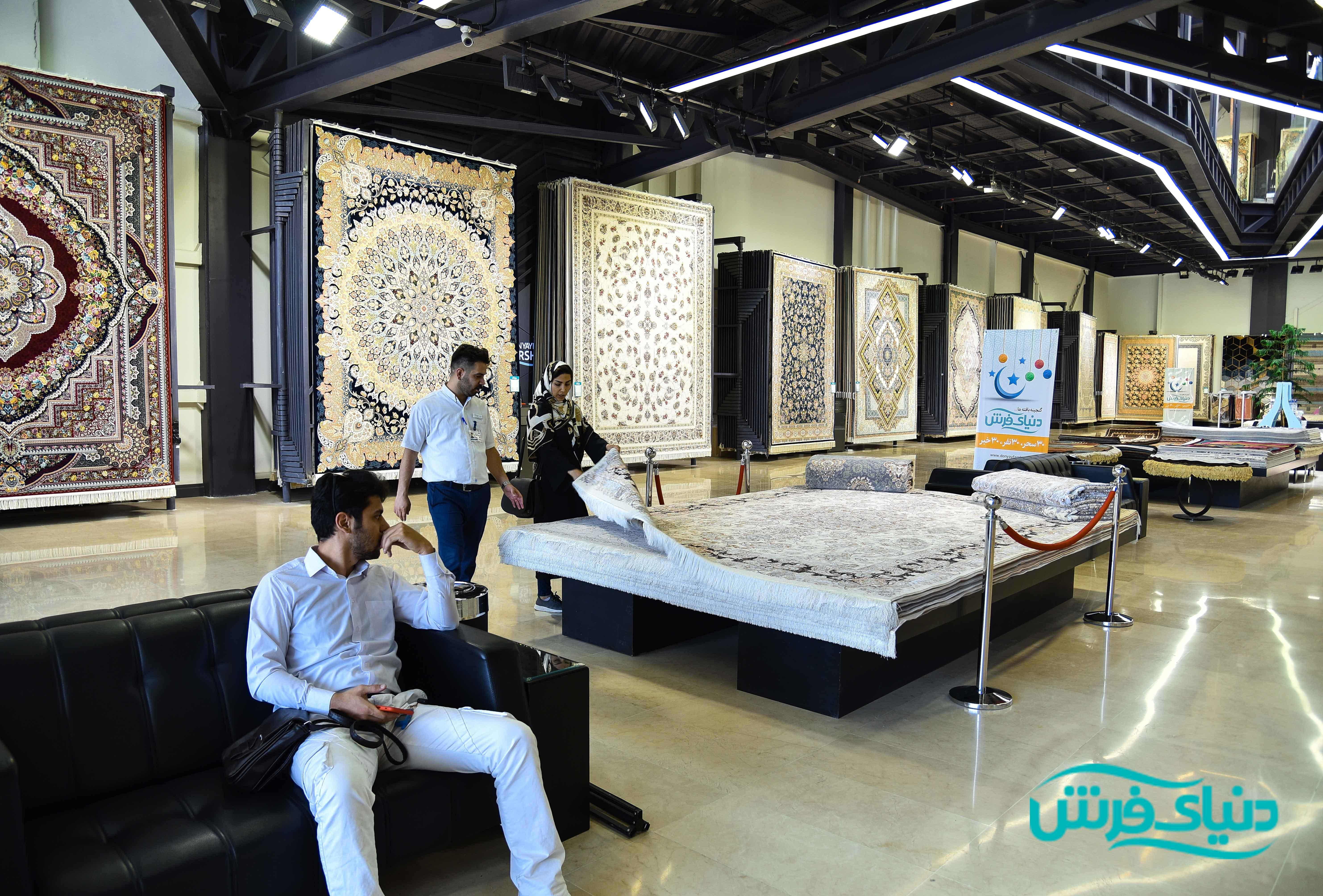 فرش/فرش ماشینی/ دنیای فرش/ خرید اینترنتی فرش ماشینی/همگام نت/فرش ایرانی/ خرید فرش/ فرش ماشینی مشکی/ فروشگاه دنیای فرش