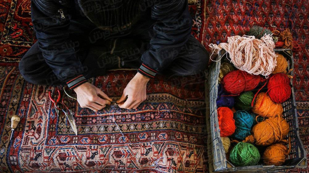 بازار فرش