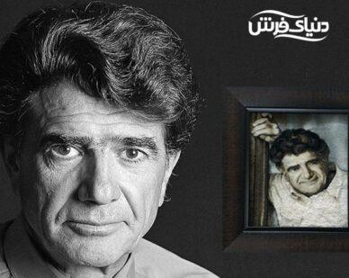 تابلو فرش طرح استاد محمدرضا شجریان