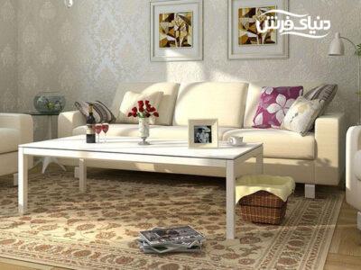 راهنمای ست کردن فرش با وسایل خانه