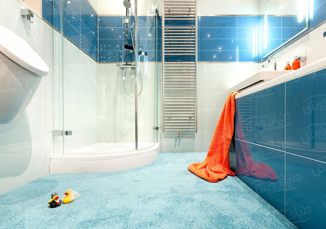 فرش حمام
