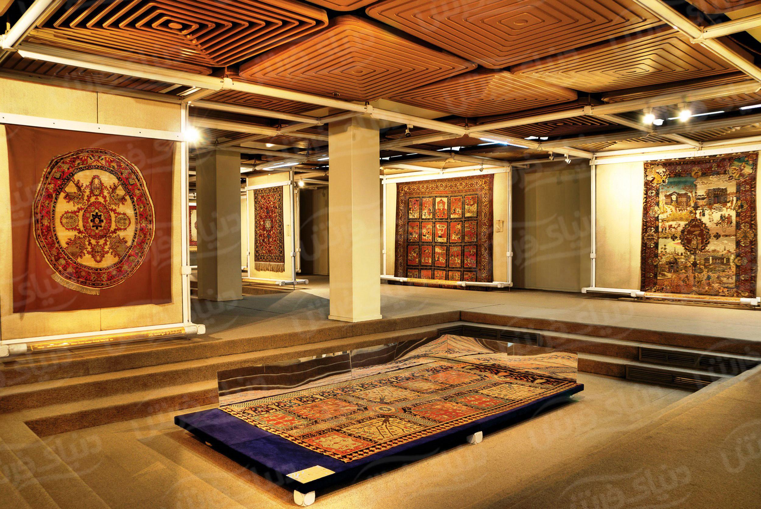 موزه فرش ایران